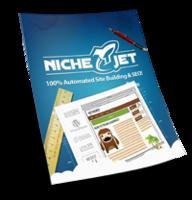 NicheJet Custom Built Site